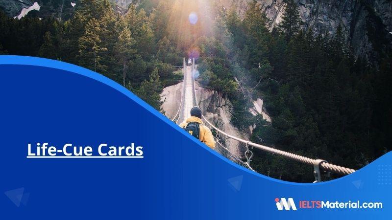Life-Cue Cards