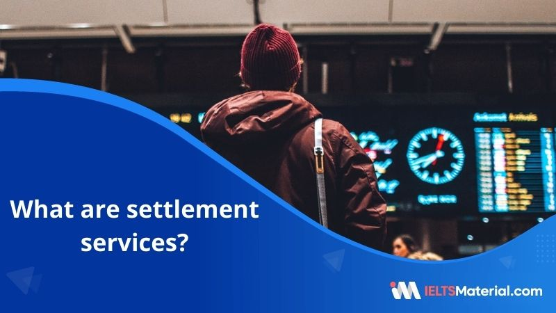 Settlement Services in Canada