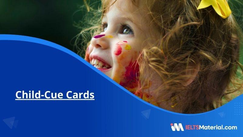 Child-Cue Cards