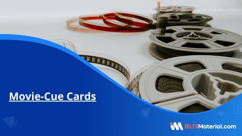 Movie-Cue Card