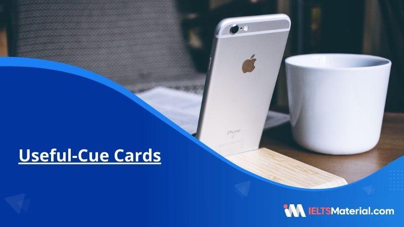 Useful-Cue Cards