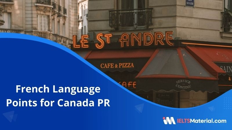 French Language Points for Canada PR